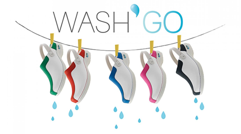 Wash&Go wasbaar